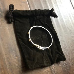 Belt Stud Bangle